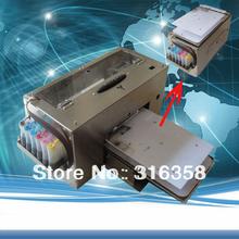 Free Shipping Smallest A4 Size 6 Color Mini Flatbed Printer Multifunction Printer Phone Case Printer Card Printer