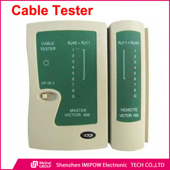 wholesale LAN Network Telephone Cable tester RJ11 RJ12 RJ45 Cat5