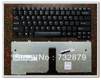 New original For Lenovo  E43 E43A E46G E46L E47 E47A E47G K43 K46 laptop BLACK US keyboards  Blue Function Keys