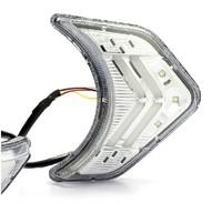LED Daytime Running Light Sorento 2009 2010 2011 2012 KIA DRL Daylight Auto DRL Car Fog Lamp Super Free Shipping