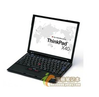 Used laptop Thinkpda X40  pentium M 1.2G  1G/ 60G  12 inch  Windows XP  Slim second  hand