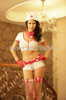 Sexy lingerie naughty nurse costume fantasy underwear fantasia dress