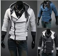 2013 han edition men's hooded fleece jacket