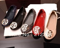 2014 spring autumn New Fashion  Ballet Casual Womens Shoes Loafers Low Heel Comfort Flats ,female elegant Round head