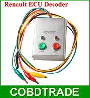 2013 Newest Universal decoding tool for cfuel injection ECU engine immobilizer system Renault ECU Decoder