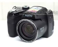 Free shipping 14 million Mega Pixel Digital Camera  21X Digital Zoom family's  high cost performance