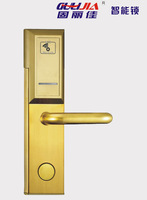 Free shipping,2014 new Luxury Safe and reliable Intellisense locks for Hotel, office and home GLJ-814FS