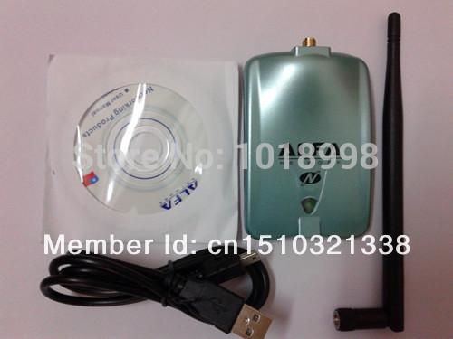 New High Power ALFA AWUS036NH 2000mw Wifi USB Receiver Adapter 5db Antenna Ralink3070 Chipset Free Shipping+Dropshipping(China (Mainland))