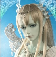 Free shipping  DHL soom Quartz doll bjd / sd doll luts dod1 / 3 volks1 / 3 ai(include makeup and eyes)