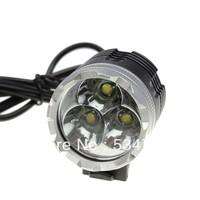 2013 New 3800 Lumen 3x CREE XM-L T6 LED  Bicycle Light Waterproof light