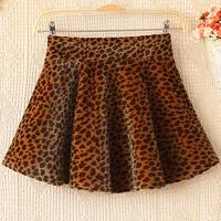 E5100-2013 women's faux elastic waist a puff skirt bust skirt 1024