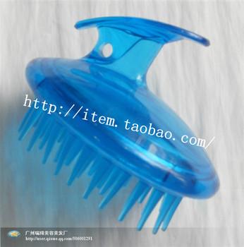 Free shipping Shamois comb shampoo brush scalp massage comb massage brush hair comb hair brush health comb head massage device