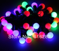 Decoration Light for Christmas Party Wedding Multicolour 50 LED String Light 5M 110V-220V SKU:LB03