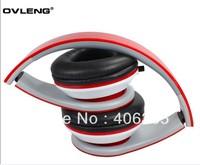 1pcs Ovleng OV-A6/mobile phone headphones/mircophone/fishion/hot-sell/high qulity/white black