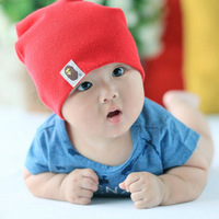 Package mail Package mail Autumn and winter thick baby cold cap super pocket hat