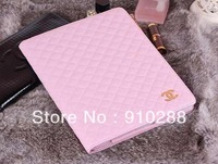 PU Leather Folio Case Cover With Stand For iPad Air (2013) 5 Gen