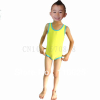 Children's triangle one-piece children one-piece bathing suit Quick-drying breathable YED-618