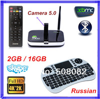 MINIX NEO X7 MINI Android TV Box RK3188 Quad Core TV BOX PC Andriod 4.2 WiFi HDMI Bluetooth 2G RAM 8G USB RJ45 OTG Optical XBMC