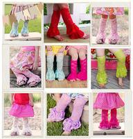 2013 new baby leging ,fashion colorful leg wear,girl leg warmers, 10pcs/set to sell