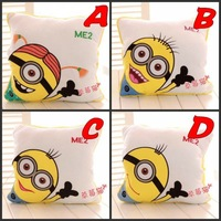 Despicable Me  milk small doll plush pillow hand warmer doll gift female male Minions pillow hand warmer