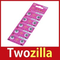 [Twozilla] 10 x AG3 LR41 392A 192 LR736 392 1.55V Button Cell Alkaline Battery Hot