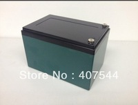 free   shipping 1 pcs/lot  12V  10AH  LiFePO4 Battery 1500 Cycles Life For Electric Skating Board, Golf Cart Batteries
