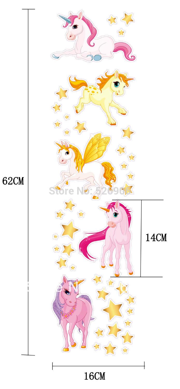 Online kopen wholesale paard muur sticker uit china paard muur sticker groothandel - Deco kamer kind gemengd ...