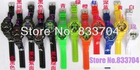 Hot selling! free shipping,New fashion digital Jelly silicone  GA120 sports watch ,LED black light watches unisex wristwatch