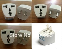 New universal EU UK CN AU to US USA UNIVERSAL TO UK UNIVERSAL TO EU/AU/UK travel adapter plug outlet converter