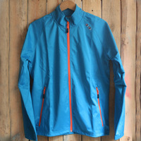 Price of cabbage ! male casual waterproof windproof stand collar jacket outerwear clothing