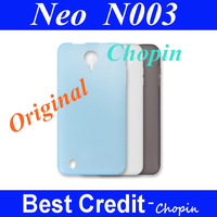 Freeshipping New original black silicon case for Neo N003 MTK6589T quad core andriod phone Neo N003 cover case white in stock