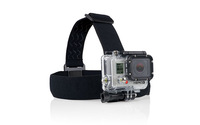 free shipping GOPRO Hero3 Head Strap Mount