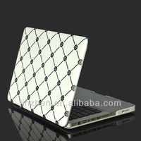 "Decorative pattern design wear-resisting surface treatment  Hard case cover for macbook pro 15""shell"