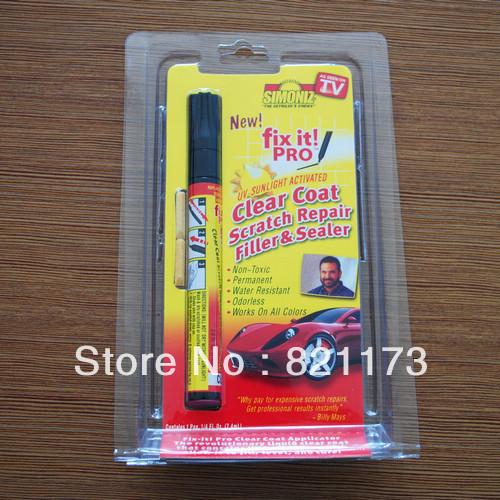 free shipping fix it pro pen simoniz fix it pro pen Car Scratch Repair 1000pcs/lot(China (Mainland))