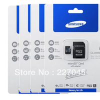 500pcs/lot Samsung 64GB Micro SD card (real 2GB) Class10 essential,64GB micro SDHC card on Andriod smart phone DHL Free shipping