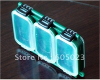 wholesale 30pcs Fishing Plastic Box,Fishing Tackle Box,Fishing Product fly fishing box