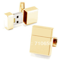 cufflinks usb flash disk promotional gift wholesale usb flash disk factory price