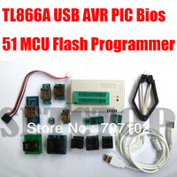 Russian English User Manual New  TL866A programmer High speed USB Universal TL866  EPROM Programmer+12 free adapters
