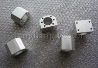 3PCS/Lot Free shipping SFU2004 SFU2005 SFU2010 Ballscrew Nut Housing Bracket Holder CNC Parts