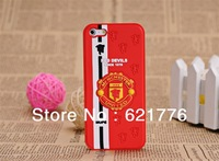3D Sport World Men's Football Team Logo  Case Cover For Apple iPhone Free Shipping,Football Team Case For iPhone 5 5s