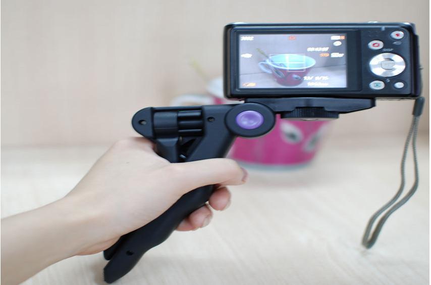 Gopro Tripod Mount Holder MINI Pistol Hand Grip for Hero1 2 3 ...