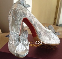 glass shoe box price