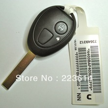 new 2 button remote key for Mini Landrover MG7 433MHZ with code 73 chip inside best