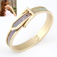 Hot Sale High Quality European And USA Style Gold Filled Jewelry With Button Snake Bracelets