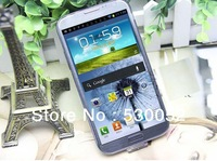 Free shipping by DHL Newest 1: 1 galaxy note 2 N7100 phone ,for n7100 smart phone with( no any chinese)  All enghlish software