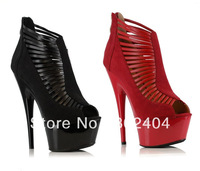 2013 fahion women's shoes sexy sandals 15cm high-heeled shoes dance shoes