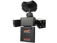 2014 Hot tachograph HD mini Conqueror WHD-696 Wide-angle night vision Free shipping