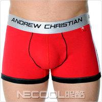 AC Shock Jock Racer Boxer Underwear,Spong Insert Style.