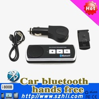 2014 Free Shipping! Cheap Price Sunvisor Bluetooth Kit, Portable i800B Hands Free Car Kit for Phones Calling Car Bluetooth