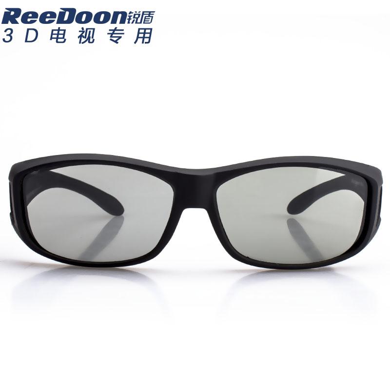 Circular polarized sunglasses polarizer 3d polarized glasses chuangwei tclg 3d glasses(China (Mainland))